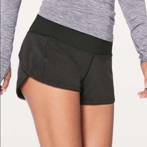 lululemon athletica Shorts - Black Lululemon Speed Up Shorts